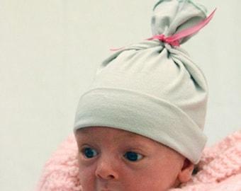Temperature Control Preemie and Infant Hat/Caps - Girl