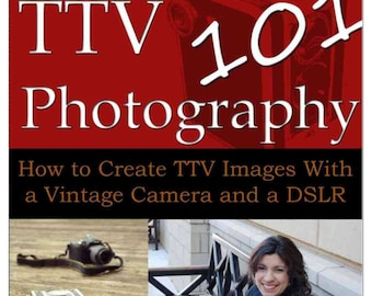 Ttv Photography 101 e-Book