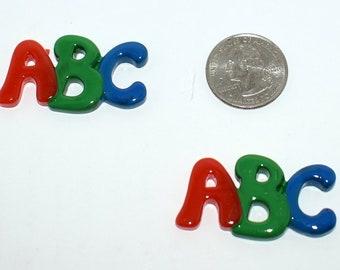 ABC 3D Resin 2 pieces per Set