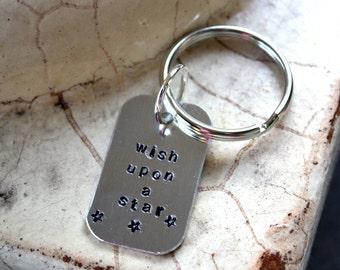 Key chain, Wish Upon a Star