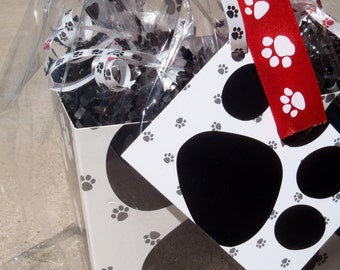 Gourmet Dog Treats - Pampered Pooch Gift Basket - Dog Treats Organic All Natural Gourmet Vegetarian - Shorty's Gourmet Treats