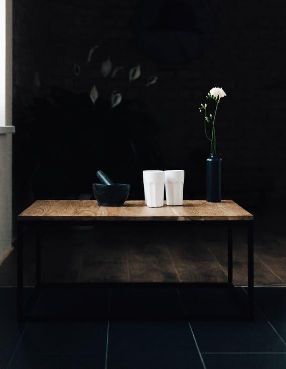 Bon Coffee Table Wood Table Wood Table Furniture Modern Metal