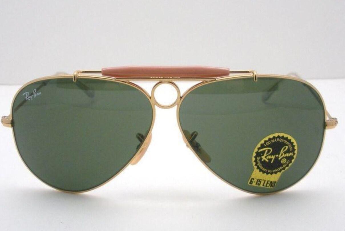 Seltene 90er Vintage RAY BAN Aviator Sonnenbrille