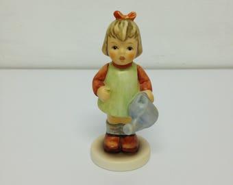 Hummels,  Little Gardener, Figurine,  Hummel Club , Membership Year 1997/1998, Germany