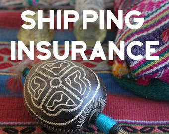 Shipping Insurance Add-on up to 300