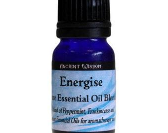 Energising Essential Oil Blend - 10 ml