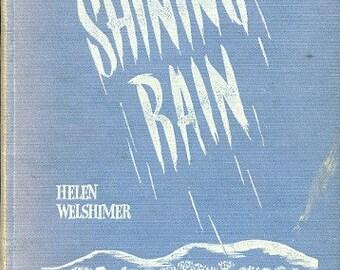 Sale - Shining Rain by Helen Welshimer