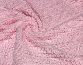 Sweater Knit Fabric 7/8 Yard Remnant