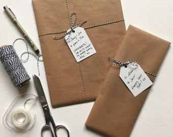 Gift Wrap - Add-On