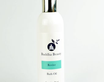 Revive Organic Bath Oils