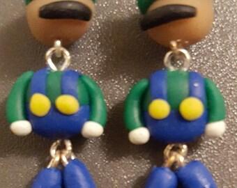 Luigi Dangle Earrings