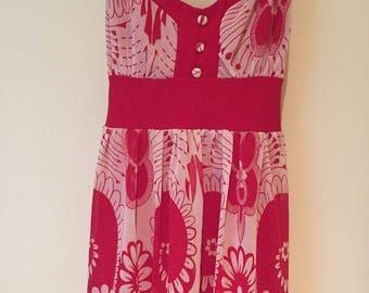 FLOWERS BABYDOLL Dress