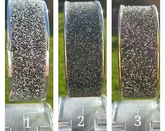 Caviar Swarovski bracelet