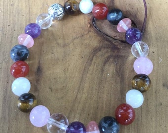 Weightloss Crystal Bracelet Reiki Charged