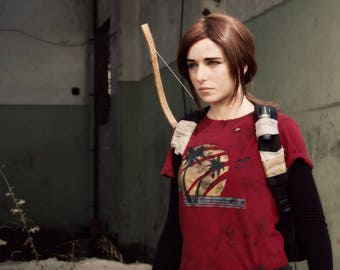 Ellie T Shirt - The Last of Us inspired Cosplay Costume