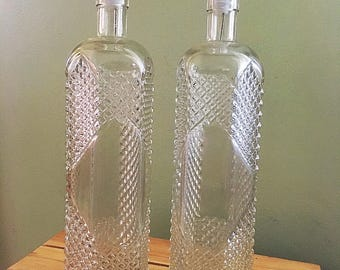 Oil and Vinegar bottle set, olive oil bottles sets, Oil bottle sets,  oil and vinegar bottles