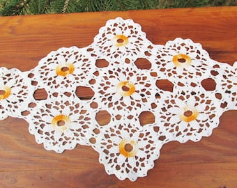 Crocheted Doilies Set of 3 | Country Wedding Decor