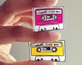 Cassette Store Day Brooch