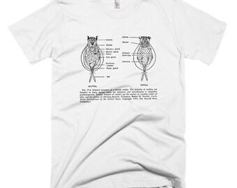 Rotifer Science Biology T-Shirt