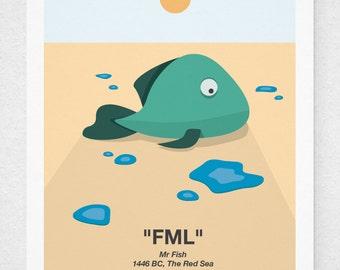 Motif poisson FLM