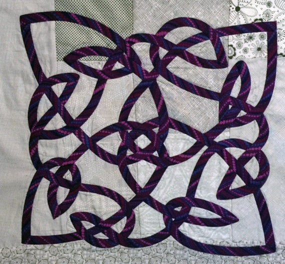 Celtic Tree of Life BOM Block 1st Celtic Knot
