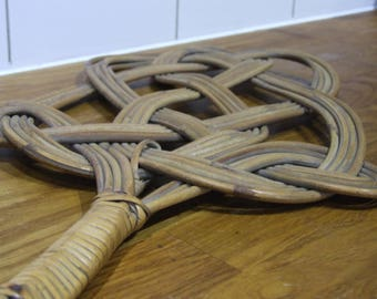 Carpet Beater French Vintage Carpet Beater