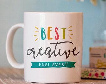 Unique Coffee Mug - photographer mug - artist coffee mug - creativity coffee mug