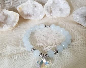 Swarovski Seastar bracelet