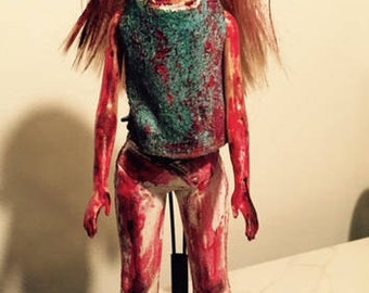 The Texas Chainsaw Massacre - Sally Barbie