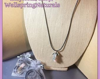 Blessing Necklace - Blesslace - Hamsa - Evil Eye - Angel - Cross - Great Gift