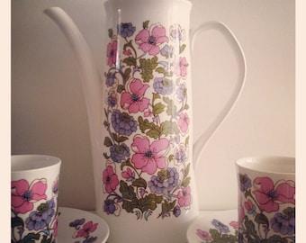 Elizabethan Coffee Pot circa 1960's