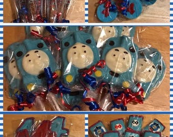 Thomas the Train party package