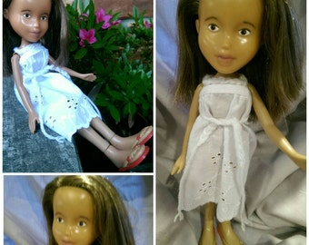 Edie Doll - Recycled Restyled Bratz Doll OOAK One of a kind - by Best Friend Dolls Store