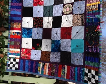 Memory quilts for Bohdi