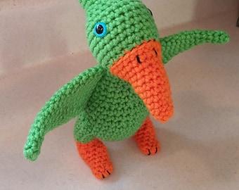 Crochet Pterodactyl
