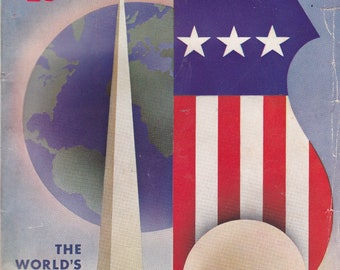 Guide Book to NY World's Fair 1940