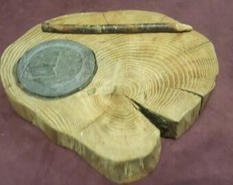 Alder Wood and Slate Altar