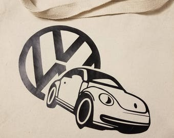 Volkswagen New Beetle Tote bag
