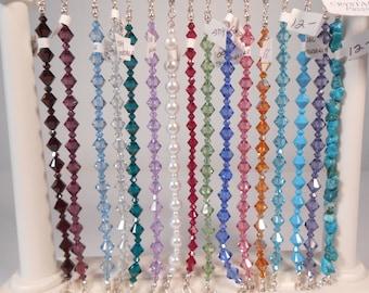 Dec. Swarovski Crystal Birthstones