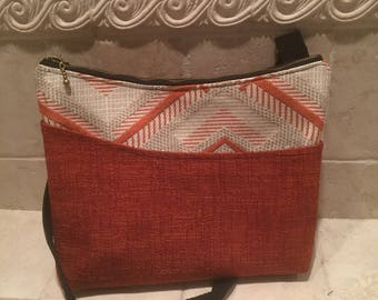 Adjustable  Crossover Bag