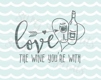 Download They Whine I Wine SVG Wine SVG Vector File. Cricut Explore