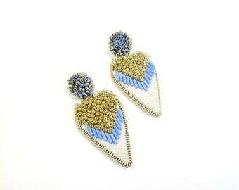 JACINTA chandelier earrings