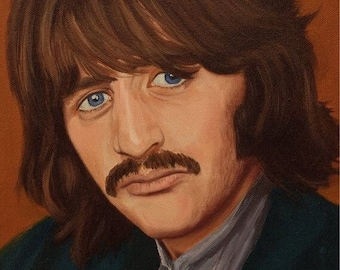Prints of Ringo Starr
