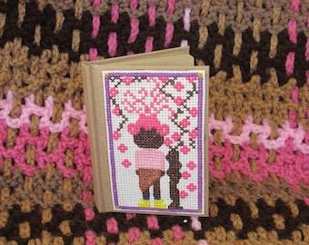 Brown Book Girls: Sakura Girl