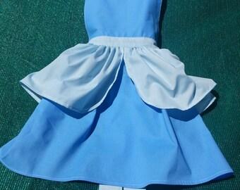 Cinderella Apron, Princess Costume Apron