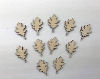 Maple Leaf cutouts, Fall Cutouts, Wooden Leaf blanks, Wooden Cutouts, Wooden Blanks, Fall Leaves cutouts, Wooden Blanks, Wood Leaf lot