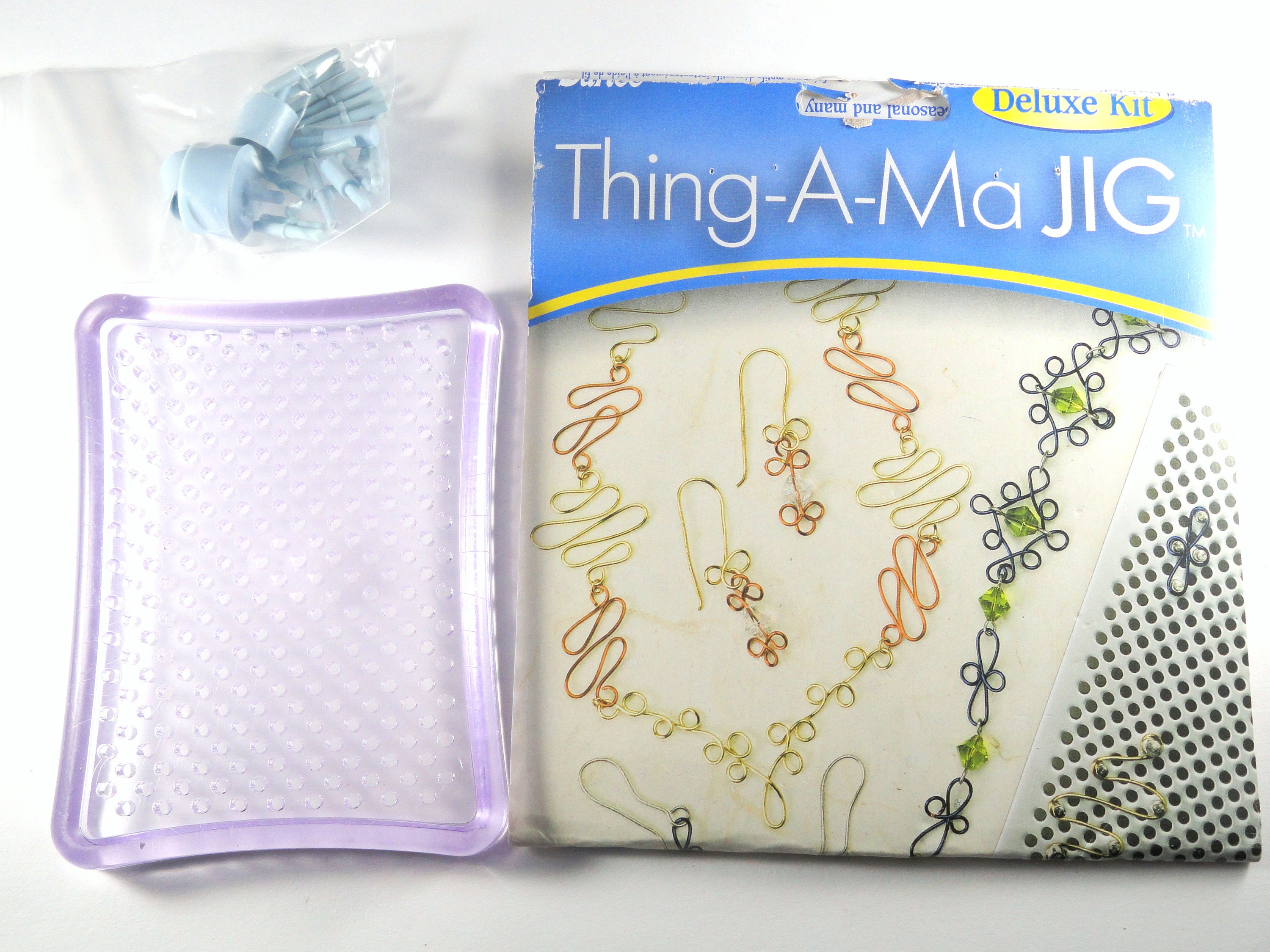 ThingAMaJig Craft Tool used for Wire Designs Wig Jig Wire Work Wire ...