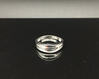 Silver Band Ring // 925 Sterling Silver // Sterling Band // Silver Ring // Sterling Ring