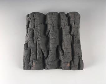 Slate Grey Tree Bark Tile