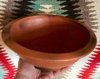 Blessing Bowl for Burning Bowl Rituals and Shamanic Ceremony and Holy Food Mica Clay from New Mexico
